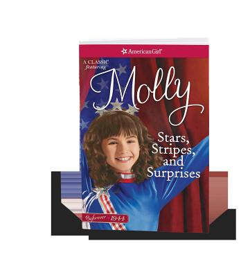 Stars, Stripes, and Surprises: A Molly Classic 2 Cover Image