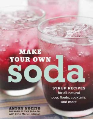 Make Your Own Soda Cover