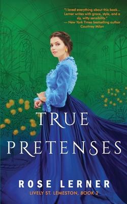 True Pretenses (Lively St. Lemeston #2) Cover Image