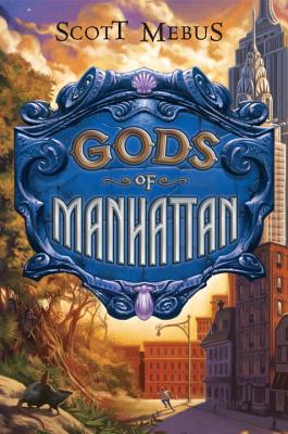 Gods of Manhattan Cover