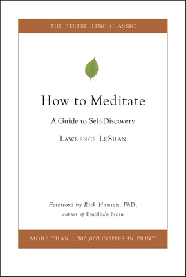Cover for How to Meditate