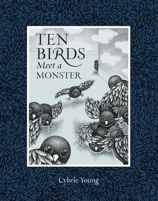 Ten Birds Meet a Monster Cover