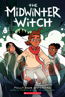 The Midwinter Witch Cover Image