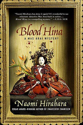Blood Hina Cover