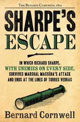 Sharpe's Escape: Richard Sharpe and the Bussaco Campaign, 1810 Cover Image