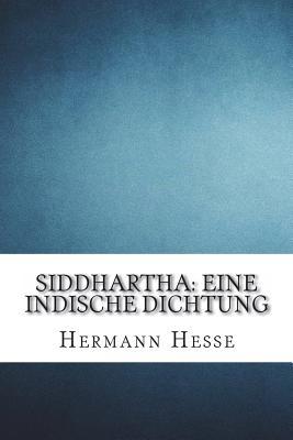 Siddhartha: eine indische Dichtung Cover Image