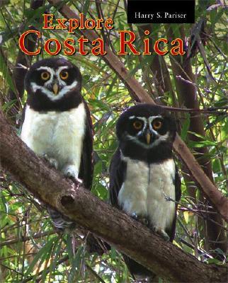 Explore Costa Rica Cover
