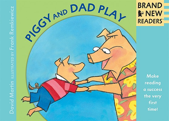 Piggy and Dad Play Big Book: Brand New Readers Cover Image