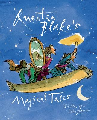 Quentin Blake's Magical Tales Cover