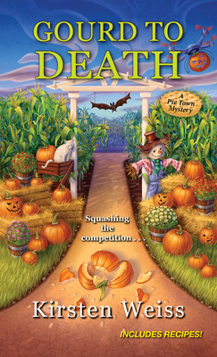 Gourd to Death (A Pie Town Mystery #5) Cover Image