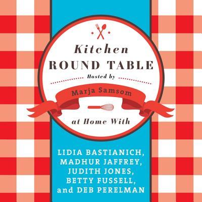 Kitchen Round Table Lib/E Cover Image