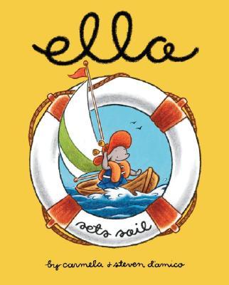 Ella Sets Sail Cover