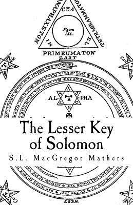 The Lesser Key of Solomon: Goetia Cover Image