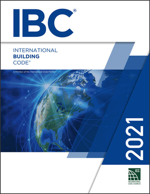 2021 International Building Code Cover Image