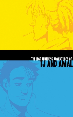 The Less Than Epic Adventures of Tj and Amal (Tj & Amal #1) Cover Image