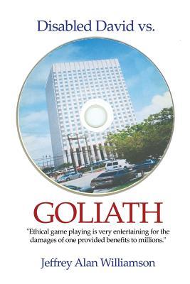 Disabled David vs. GOLIATH Cover Image
