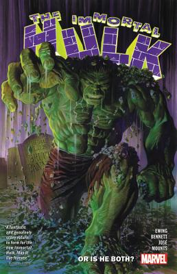 Immortal Hulk Vol. 1: Or is he Both? Cover Image