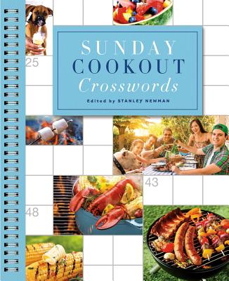 Cover for Sunday Cookout Crosswords (Sunday Crosswords)
