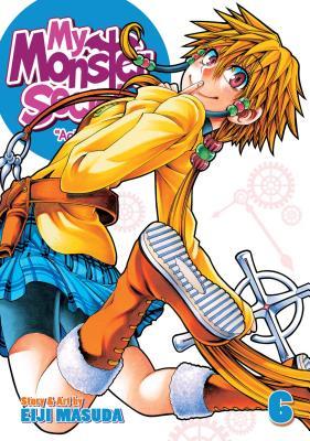 My Monster Secret, Volume 6 Cover