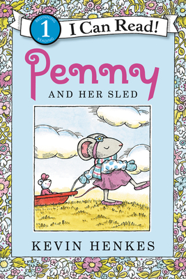 Penny and Her Sled (I Can Read Level 1) Cover Image