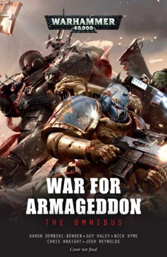 War for Armageddon: The Omnibus Cover Image