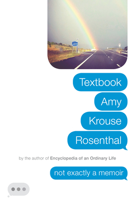 Textbook Amy Krouse Rosenthal Cover Image