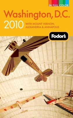 Fodor's Washington, D.C. 2010 Cover