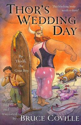 Thor's Wedding Day Cover