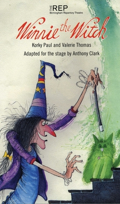 Winnie the Witch (Oberon Plays for Young People) Cover Image