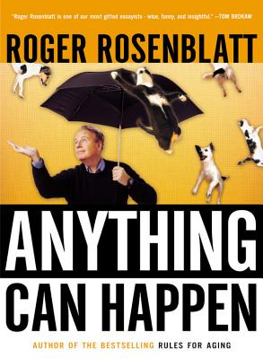 Cover for Anything Can Happen