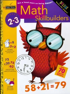 Math Skillbuilders (Grades 2 - 3) Cover