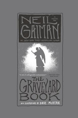 The Graveyard Book: A Novel Cover Image