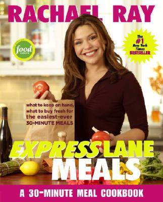 Rachael Ray Express Lane Meals Cover