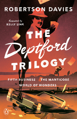 The Deptford Trilogy Cover