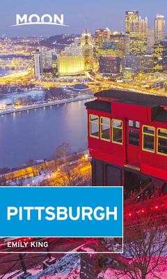 Moon Pittsburgh (Travel Guide) Cover Image