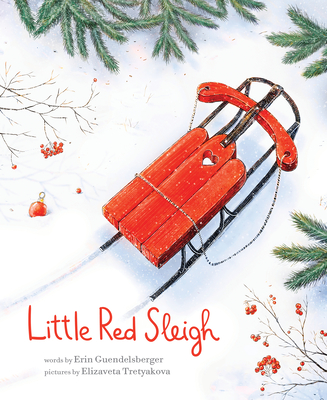 Little Red Sleigh Cover Image
