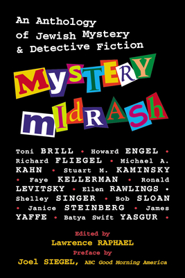 Mystery Midrash Cover