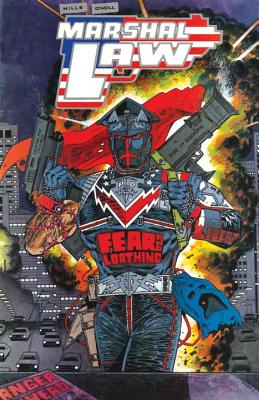 Marshal Law Cover