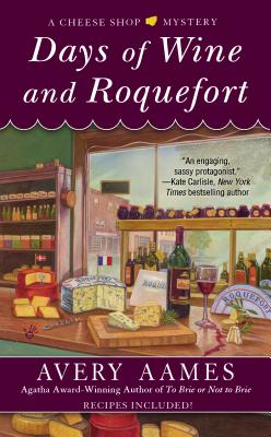 Days of Wine and Roquefort Cover