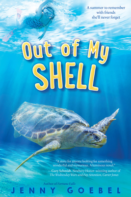 Out of My Shell Cover Image