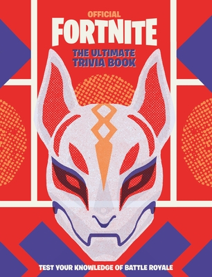 FORTNITE (Official): The Ultimate Trivia Book Cover Image