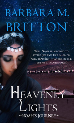 Heavenly Lights: Noah's Journey (Tribes of Israel #5) Cover Image