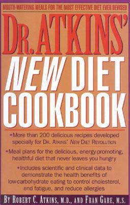 Dr. Atkins' New Diet Cookbook Cover Image