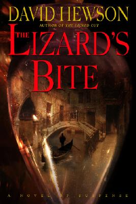 The Lizard's Bite Cover