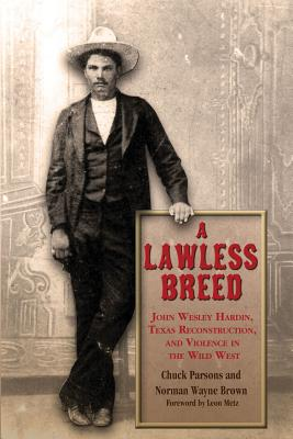 A Lawless Breed Cover