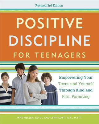 Positive Discipline for Teenagers Cover