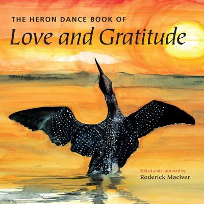 The Heron Dance Book of Love and Gratitude Cover