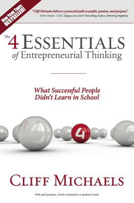 The 4 Essentials of Entrepreneurial Thinking Cover