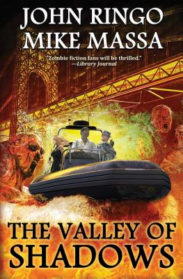 The Valley of Shadows (Black Tide Rising #6) Cover Image
