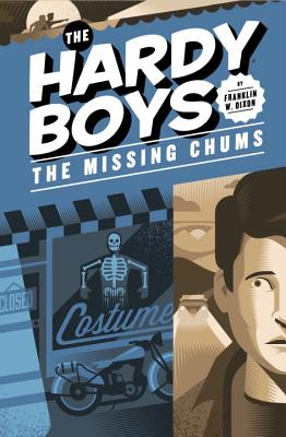 The Missing Chums #4 (The Hardy Boys #4) Cover Image